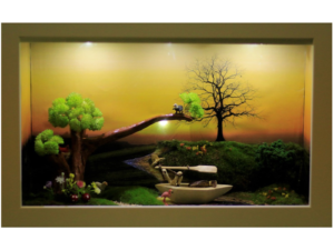 Customized Miniature Gift TCGB032