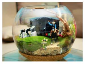 Customized Miniature Gift TCGB033