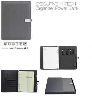 Organizer With Powerbank And Usb