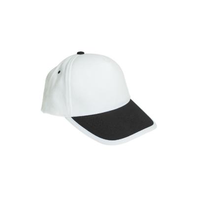 Cotton Caps White and Yellow